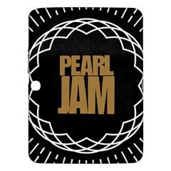 Pearl Jam Logo Samsung Galaxy Tab 3 (10 1 ) P5200 Hardshell Case