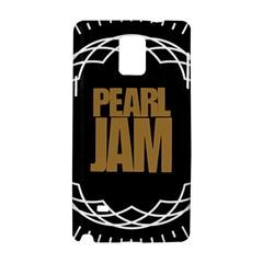 Pearl Jam Logo Samsung Galaxy Note 4 Hardshell Case