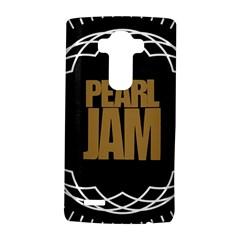 Pearl Jam Logo Lg G4 Hardshell Case