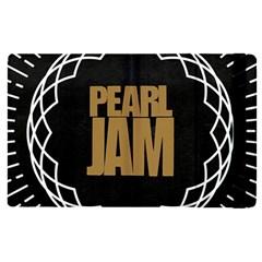 Pearl Jam Logo Apple Ipad Pro 12 9   Flip Case by Samandel