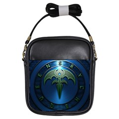 Queensryche Heavy Metal Hard Rock Bands Girls Sling Bags