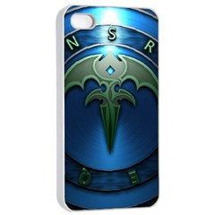 Queensryche Heavy Metal Hard Rock Bands Apple Iphone 4/4s Seamless Case (white) by Samandel