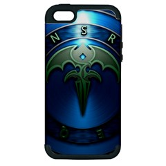 Queensryche Heavy Metal Hard Rock Bands Apple Iphone 5 Hardshell Case (pc+silicone)