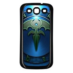Queensryche Heavy Metal Hard Rock Bands Samsung Galaxy S3 Back Case (black)