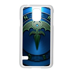 Queensryche Heavy Metal Hard Rock Bands Samsung Galaxy S5 Case (white) by Samandel