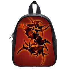 Sepultura Heavy Metal Hard Rock Bands School Bag (small)