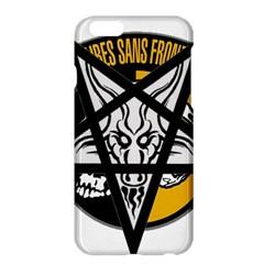 Satanic Warmaster Black Metal Heavy Dark Occult Pentagran Satan Apple Iphone 6 Plus/6s Plus Hardshell Case