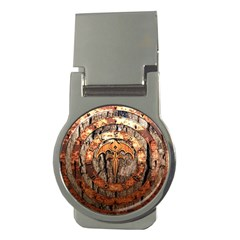 Queensryche Heavy Metal Hard Rock Bands Logo On Wood Money Clips (round)
