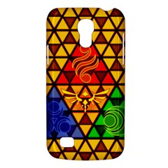 The Triforce Stained Glass Galaxy S4 Mini