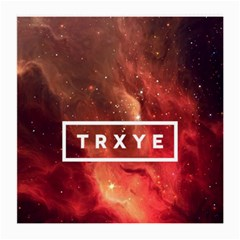 Trxye Galaxy Nebula Medium Glasses Cloth