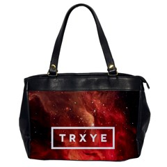 Trxye Galaxy Nebula Office Handbags