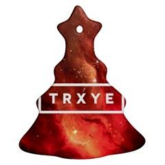 Trxye Galaxy Nebula Ornament (christmas Tree)