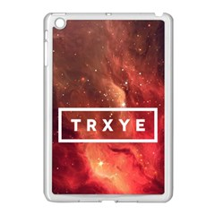 Trxye Galaxy Nebula Apple Ipad Mini Case (white)