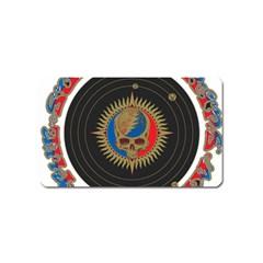 The Grateful Dead Magnet (name Card)