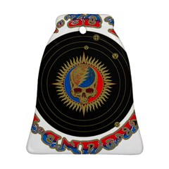 The Grateful Dead Bell Ornament (two Sides)