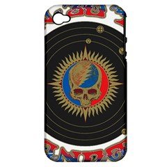 The Grateful Dead Apple Iphone 4/4s Hardshell Case (pc+silicone)