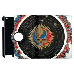 The Grateful Dead Apple Ipad 2 Flip 360 Case