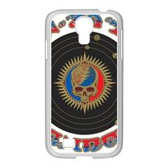 The Grateful Dead Samsung Galaxy S4 I9500/ I9505 Case (white)