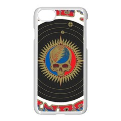 The Grateful Dead Apple Iphone 8 Seamless Case (white)
