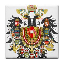 Imperial Coat Of Arms Of Austria Hungary  Tile Coasters by abbeyz71