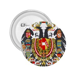 Imperial Coat Of Arms Of Austria Hungary  2 25  Buttons