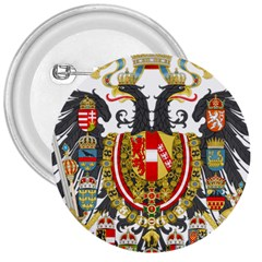 Imperial Coat Of Arms Of Austria Hungary  3  Buttons