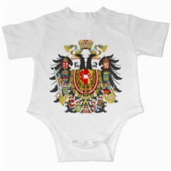 Imperial Coat Of Arms Of Austria Hungary  Infant Creepers