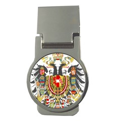 Imperial Coat Of Arms Of Austria Hungary  Money Clips (round)