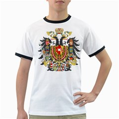 Imperial Coat Of Arms Of Austria Hungary  Ringer T Shirts