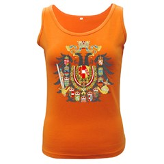 Imperial Coat Of Arms Of Austria Hungary  Women s Dark Tank Top