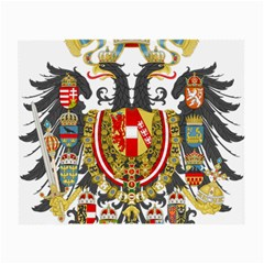 Imperial Coat Of Arms Of Austria Hungary  Small Glasses Cloth (2 Side)