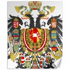 Imperial Coat Of Arms Of Austria Hungary  Canvas 11  X 14