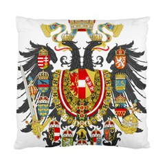 Imperial Coat Of Arms Of Austria Hungary  Standard Cushion Case (two Sides)