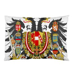 Imperial Coat Of Arms Of Austria Hungary  Pillow Case
