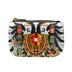 Imperial Coat Of Arms Of Austria Hungary  Mini Coin Purses