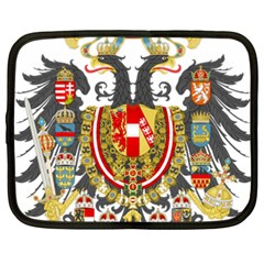Imperial Coat Of Arms Of Austria Hungary  Netbook Case (xxl)