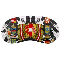 Imperial Coat Of Arms Of Austria Hungary  Sleeping Masks