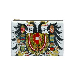 Imperial Coat Of Arms Of Austria Hungary  Cosmetic Bag (medium)