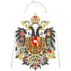Imperial Coat Of Arms Of Austria Hungary  Full Print Aprons by abbeyz71