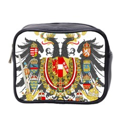 Imperial Coat Of Arms Of Austria Hungary  Mini Toiletries Bag 2 Side