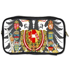 Imperial Coat Of Arms Of Austria Hungary  Toiletries Bags 2 Side