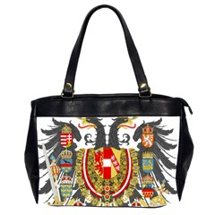Imperial Coat Of Arms Of Austria Hungary  Office Handbags (2 Sides)