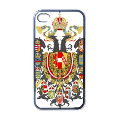 Imperial Coat Of Arms Of Austria Hungary  Apple Iphone 4 Case (black)