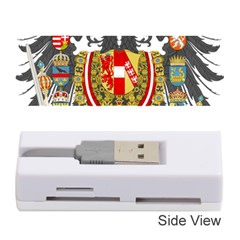 Imperial Coat Of Arms Of Austria Hungary  Memory Card Reader (stick)
