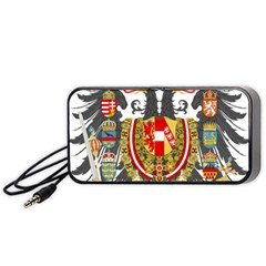 Imperial Coat Of Arms Of Austria Hungary  Portable Speaker