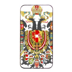 Imperial Coat Of Arms Of Austria Hungary  Apple Iphone 4/4s Seamless Case (black)