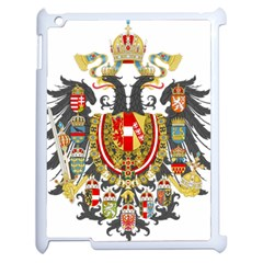 Imperial Coat Of Arms Of Austria Hungary  Apple Ipad 2 Case (white)