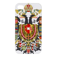 Imperial Coat Of Arms Of Austria Hungary  Apple Iphone 4/4s Hardshell Case