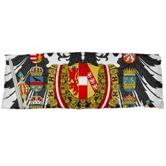 Imperial Coat Of Arms Of Austria Hungary  Body Pillow Case Dakimakura (two Sides)