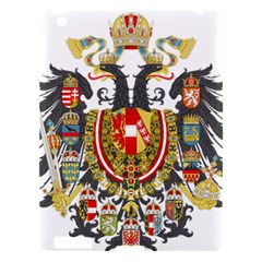 Imperial Coat Of Arms Of Austria Hungary  Apple Ipad 3/4 Hardshell Case